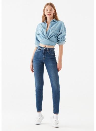 Mavi Cindy  Mavi Jean Pantolon Mavi